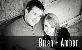 Brian & Amber: Tulsa Engagment Photographer | Tulsa Wedding Photographer