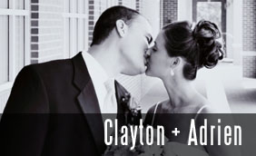 Clayton & Adrien: Stillwater Wedding Photographer | Tulsa Wedding Photographer