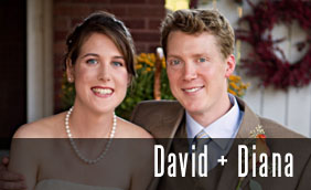 David & Diana: Tulsa Wedding Photographer