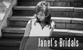 Janet's Bridals: Stillwater Wedding Photographer