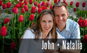 John & Natalia: Tulsa Engagment Photographer | Tulsa Wedding Photographer