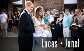 Lucas & Janet: Stillwater Wedding Photographer | Tulsa Wedding Photographer