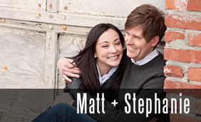 Matt & Stephanie: Tulsa Engagment Photographer | Tulsa Wedding Photographer