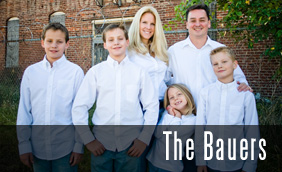 The Bauers: Tulsa Family Photographer | Stillwater Family Photographer