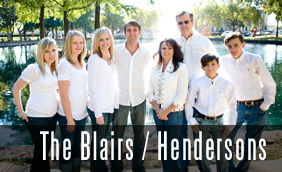 The Blairs / Hendersons: Tulsa Family Photographer | Stillwater Family Photographer