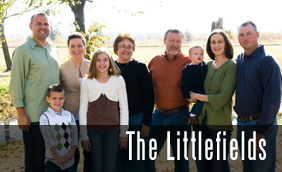 The Littlefields: Tulsa Family Photographer | Stillwater Family Photographer