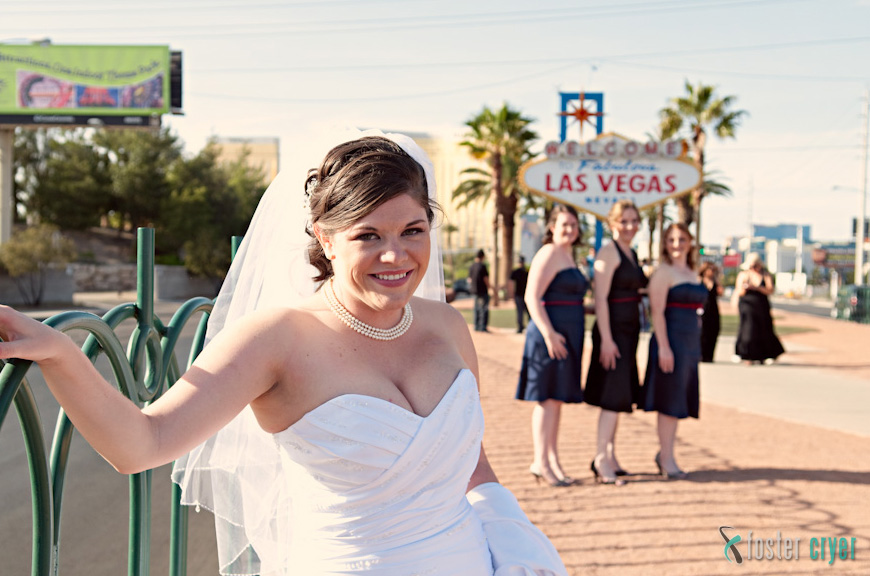 Jeremy & Kelly - Las Vegas Wedding Preview #1