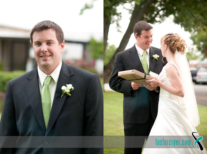 Brian + Amber - Tulsa Wedding