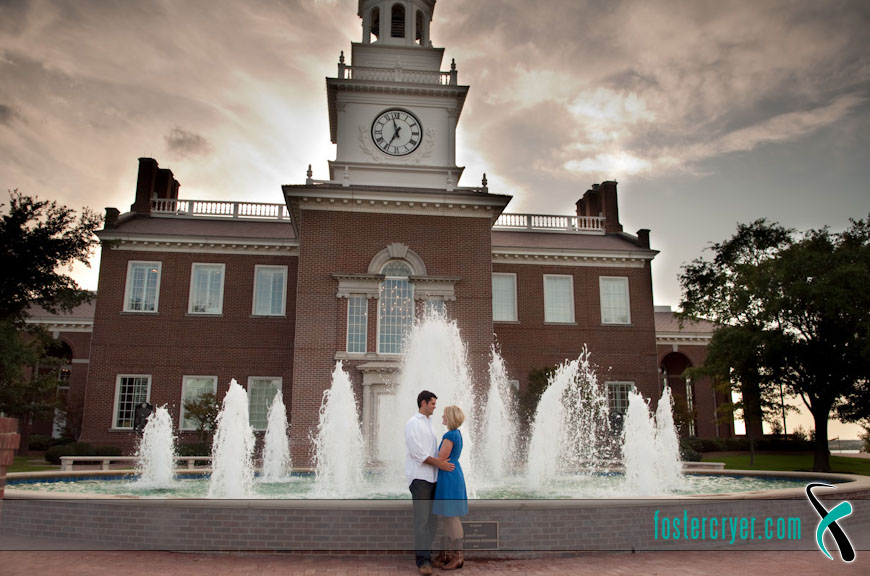 Richard + Michella :: Dallas Engagement (DBU)