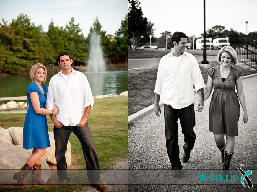 Richard + Michella :: Dallas Engagement (DBU) - #10