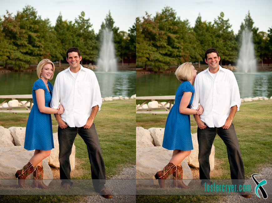 Richard + Michella :: Dallas Engagement (DBU) - #12