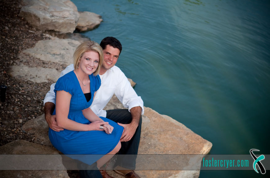 Richard + Michella :: Dallas Engagement (DBU) - #7