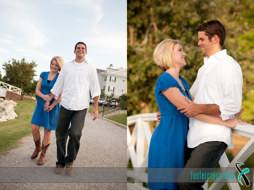 Richard + Michella :: Dallas Engagement (DBU) - #8